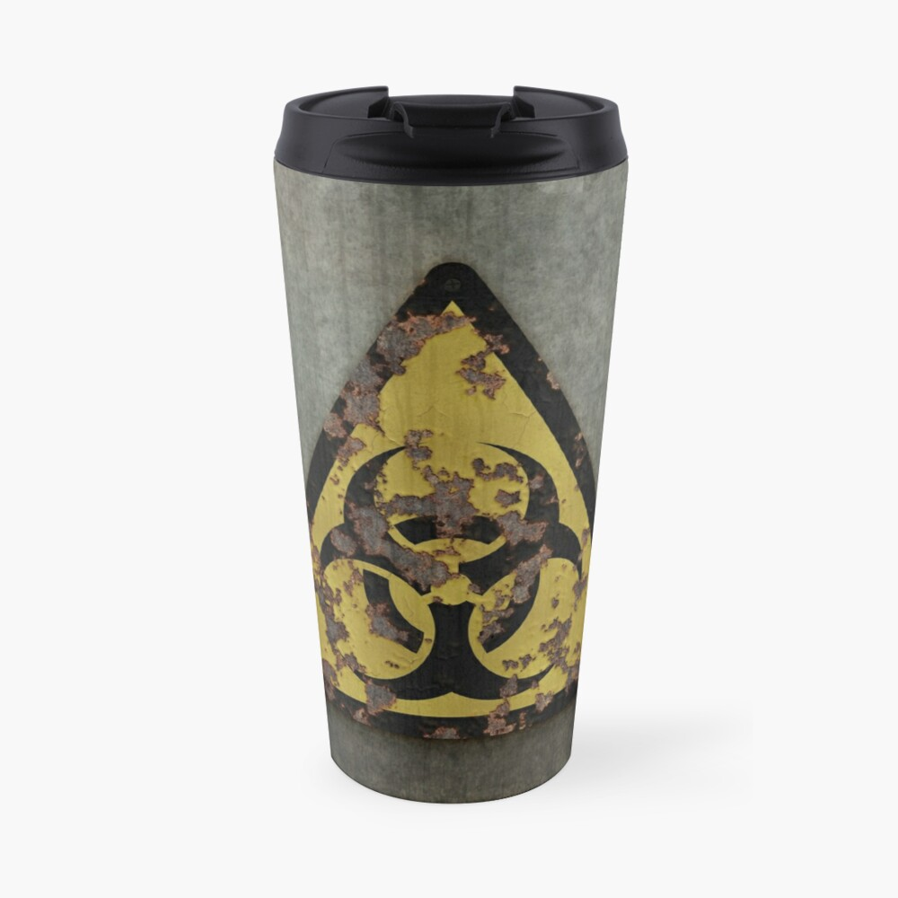 Biohazard Travel Mug