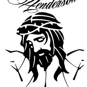 Jesus - Hardcore Rebel Design by lemmy666