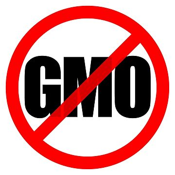 No GMO by LudlumDesign