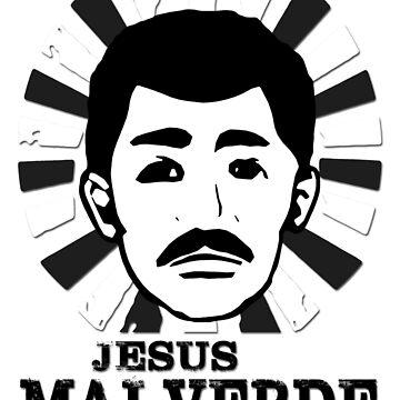 Jesus Malverde design by lemmy666