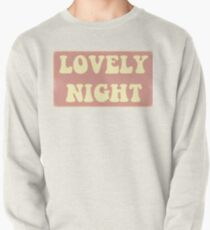 Lovely Night Pullover