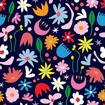 Flower Power by LizWallflower