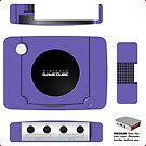 GameCube, Raspberry Pi3 Official Case **GET MEDIUM SIZE** by ChoccyHobNob