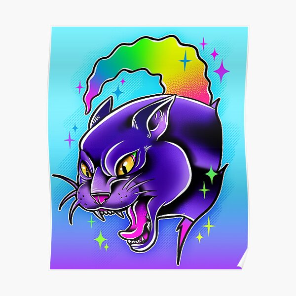 Rainbow Panther  Poster