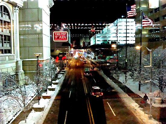 Nightscape of Atlantic City - USA ^ by ctheworld