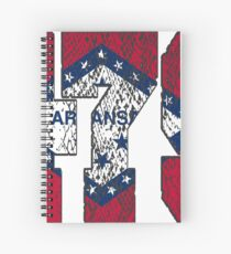 ALWAYS REPPIN' THE 479 Spiral Notebook