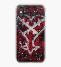 Kingdom Hearts Herzloses Symbol iPhone-Hülle & Cover