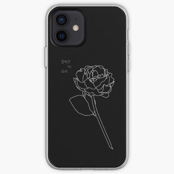Né pour mourir Coque souple iPhone