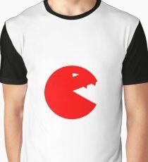 Vampire Packman Graphic T-Shirt