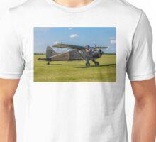 DHC-2 Beaver AL.1 XP820 Unisex T-Shirt