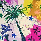 Color Print Palm by hdettman