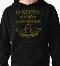 Beauty Gym Pullover Hoodie