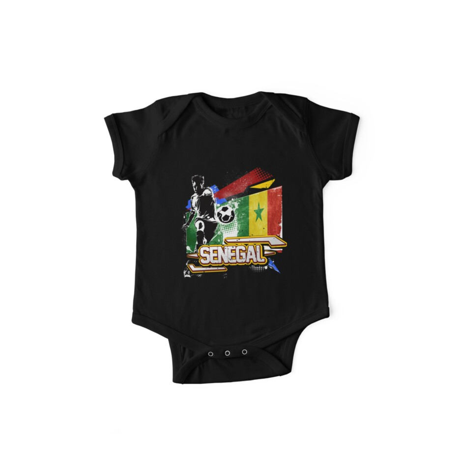 efe55bab05d Senegal World Cup Soccer Shirt Senegal World Cup 2018 Football Fan National  Team Gift