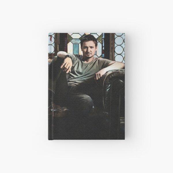 Hot-Guy Hardcover Journal