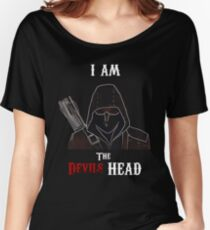 I am the Devils Head Women's Relaxed Fit T-Shirt