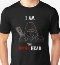 I am the Devils Head Unisex T-Shirt