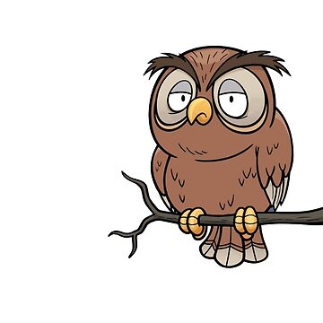 Owl by SergejsG
