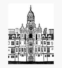 Harlaxton College  Photographic Print