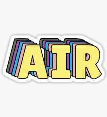 AIR SW Lookalike Sticker