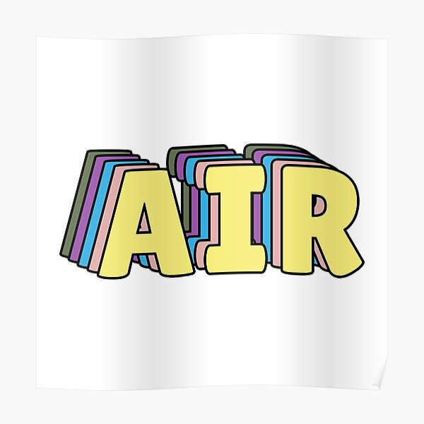 AIR SW Lookalike Poster