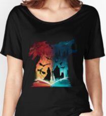 Drucken Game Of Thrones Baggyfit T-Shirt