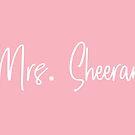 Mrs. Sheeran by Maria Alyssa Martinez