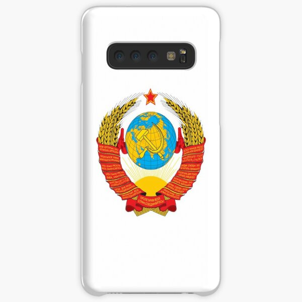 Герб СССР - The USSR coat of arms Samsung Galaxy Snap Case