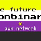 The Future is Nonbinary by ShopAWN