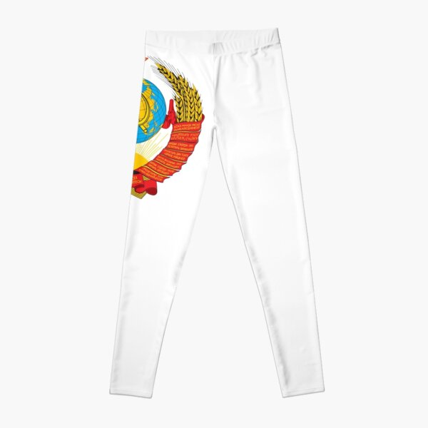 Герб СССР - The USSR coat of arms Leggings