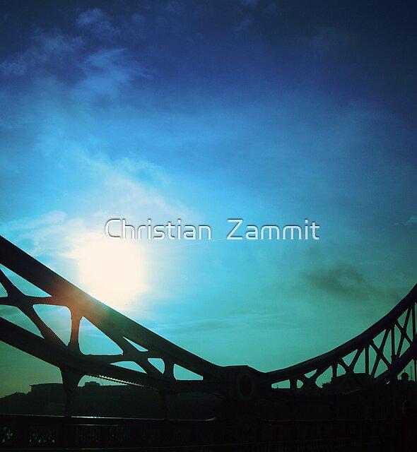 Tower Bridge by Christian  Zammit