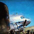 Douglas DC3 by Stuart Row