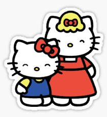 Hello Kitty -Happy Mother Day Sticker