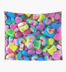 Very Lucky Cereal  Wall Tapestry