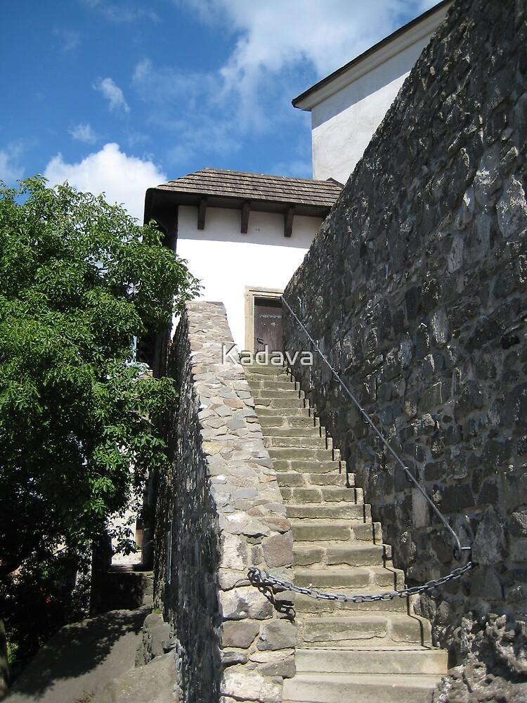Kuneticka Hora by Kadava