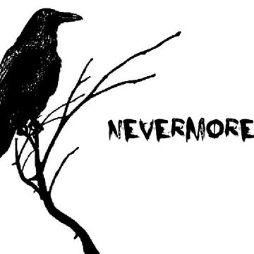 Nevermore by totoislostinoz