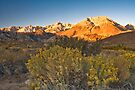 Sierras Sunrise by photosbyflood
