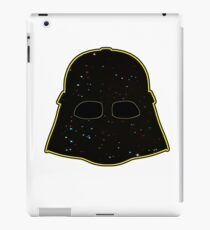 Darth helmet iPad Case/Skin