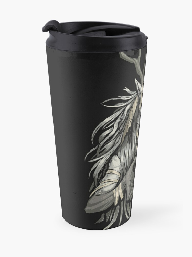 Alternate view of The Supplicant Travel Mug