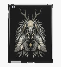 Vinilo o funda para iPad El suplicante