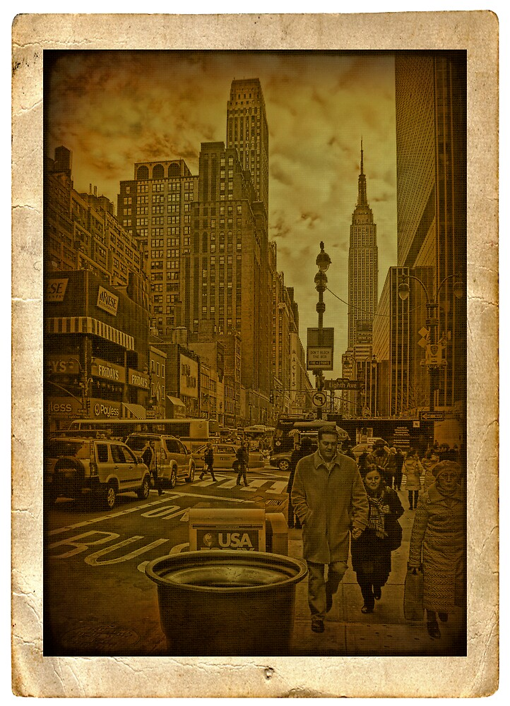 Along the 8th Avenue... by egold