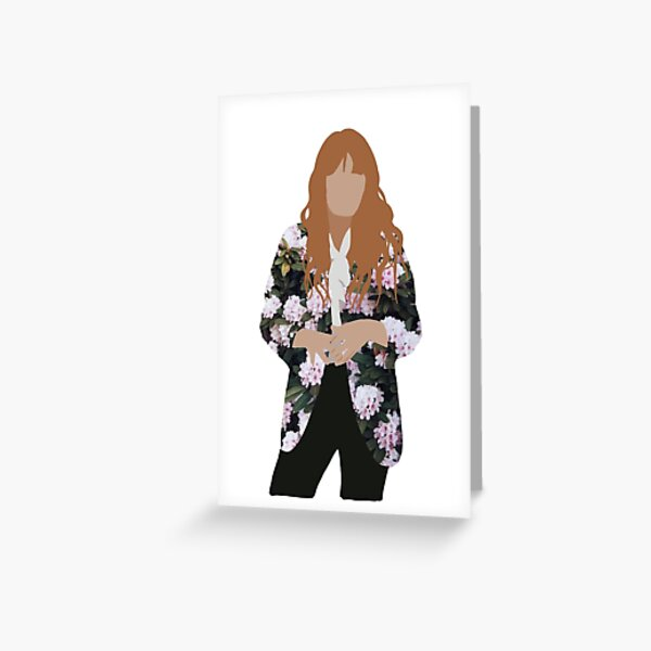 Florence and the Machine Greeting Card