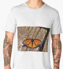 Monarch Butterfly II Men's Premium T-Shirt