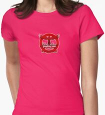 Jackdaw Launcher Required Sign Women's Fitted T-Shirt