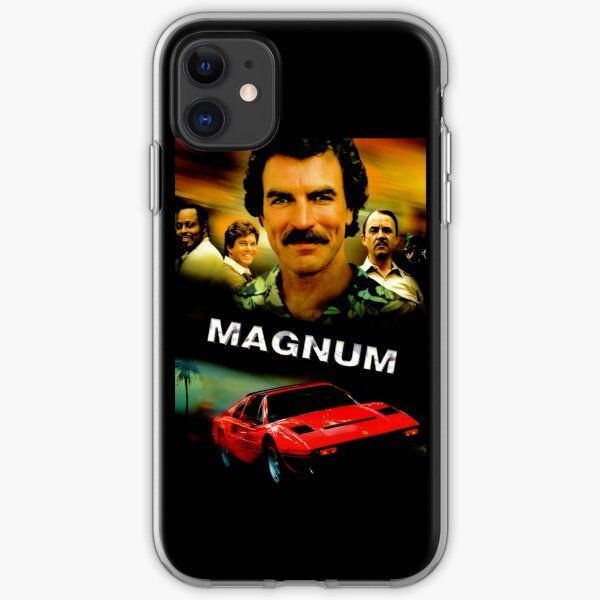 Magnum iPhone Soft Case