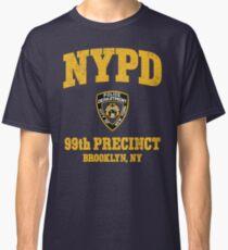 99th Precinct - Brooklyn NY Classic T-Shirt