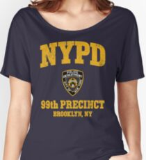 99th Precinct - Brooklyn NY Women's Relaxed Fit T-Shirt