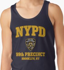99th Precinct - Brooklyn NY Tank Top