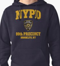 99th Precinct - Brooklyn NY Pullover Hoodie