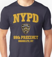 99th Precinct - Brooklyn NY Slim Fit T-Shirt