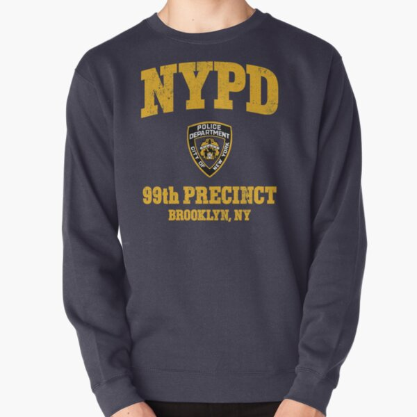 99th Precinct - Brooklyn NY Pullover Sweatshirt